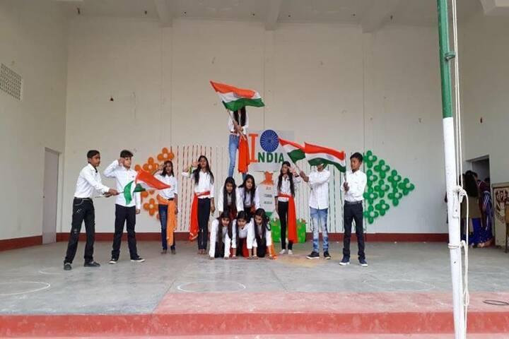 Faizabad Public School-Republic Day Celebrations