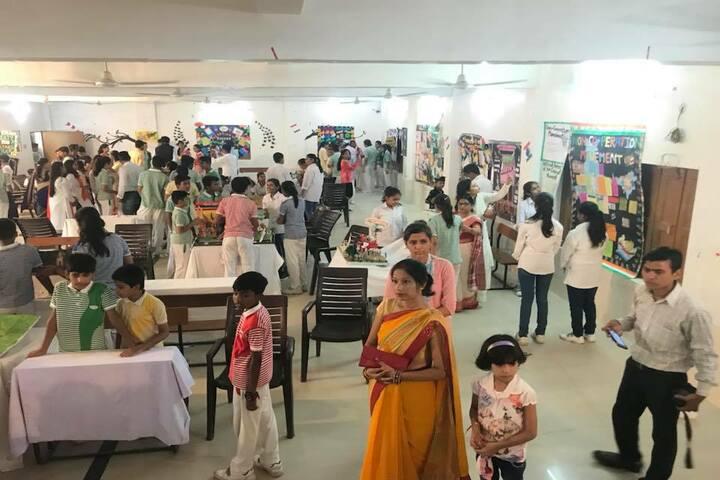 Faizabad Public School-Science Exhibition