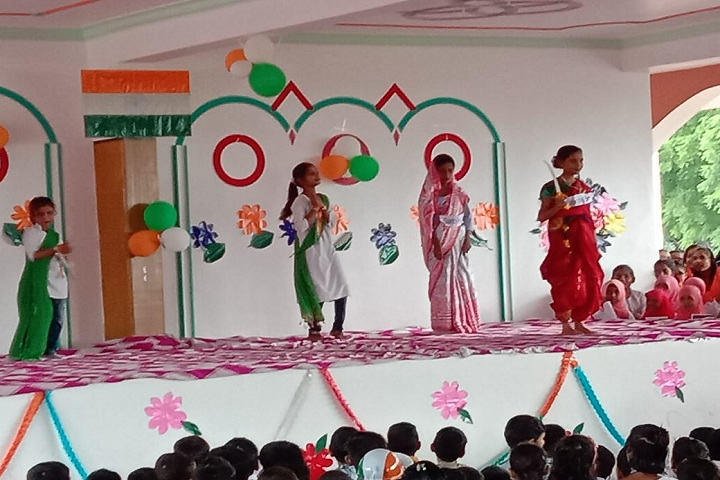 Farhan Convent Public School-Fancy Dress