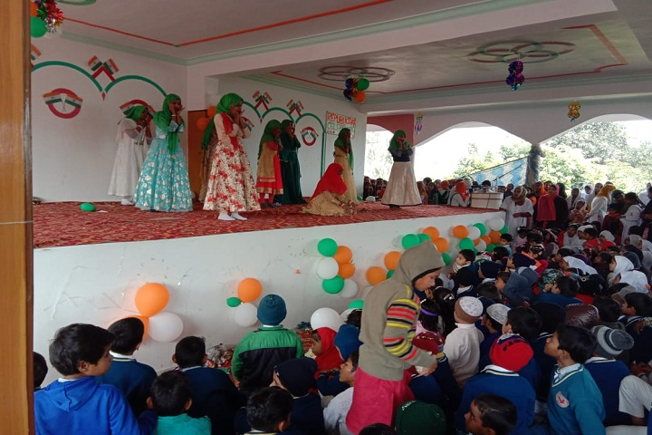 Farhan Convent Public School-Group Dance
