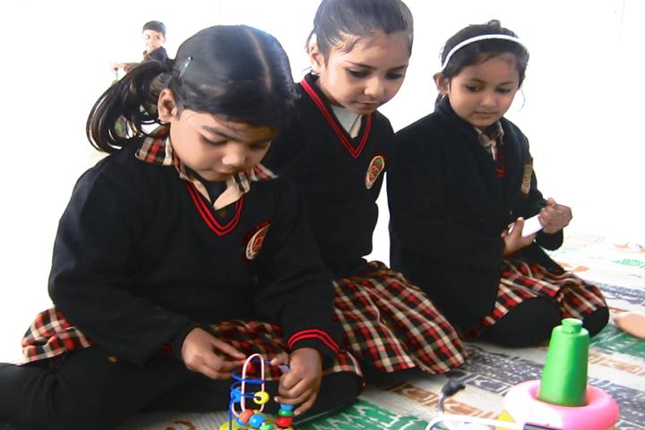 Fatima Leyan Public School-Games