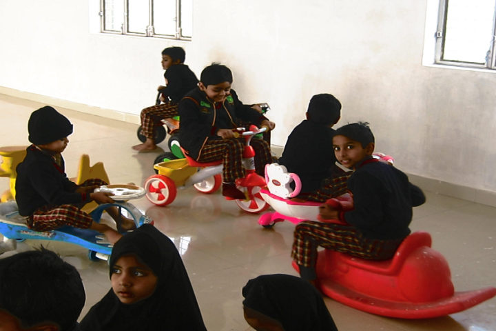 Fatima Leyan Public School-Kids Play Room