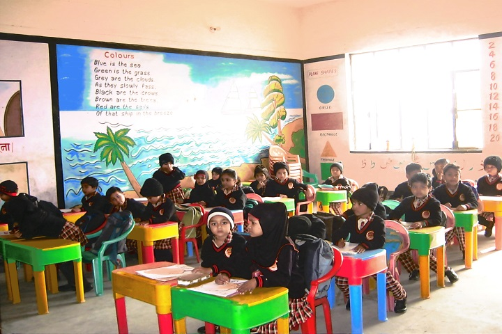 Fatima Leyan Public School-Nursery Class Room