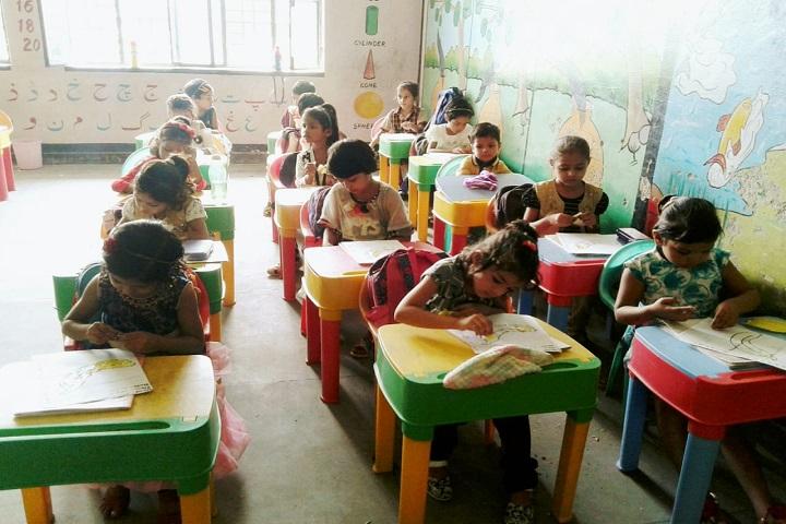 Fatima Leyan Public School-Painting Competition