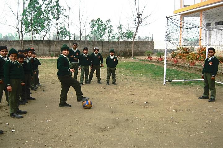 Fatima Leyan Public School-Play Ground