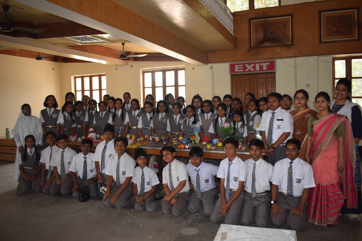 Fatima school-Farewell Maintainence