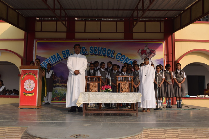 Fatima school-Headmistress Birthday Celebrations