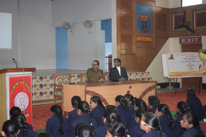 Fatima school-Women Empowerment Seminar