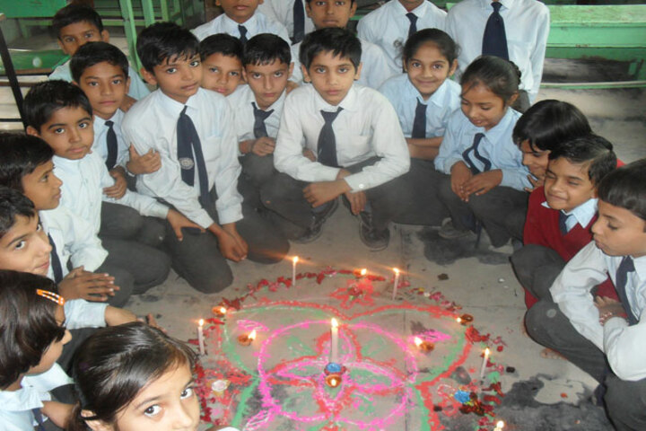 Florence Dale Public School-Candle Lightening Ceremony