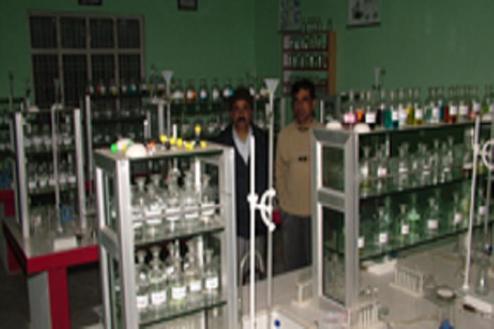 Florence Dale Public School-Chemistry Lab