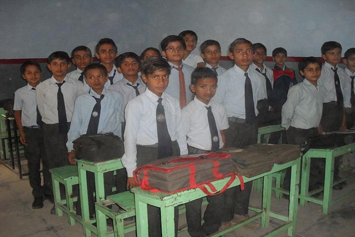 Florence Dale Public School-Classroom