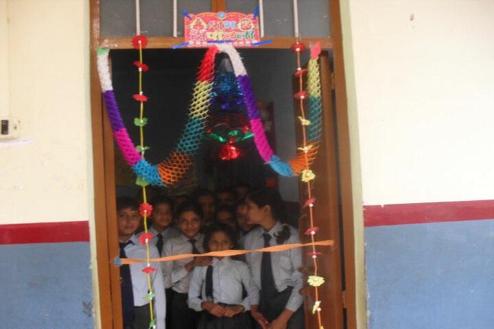 Florence Dale Public School-Diwali Celebrations