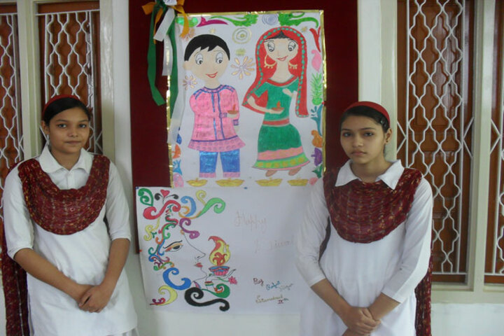 Florence Dale Public School-Drawing Competetion