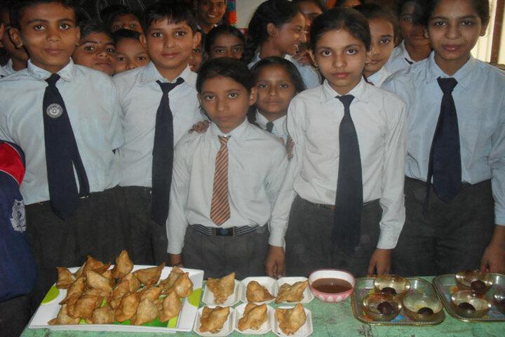Florence Dale Public School-Food Preparation