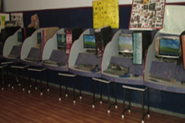 Florence Dale Public School-IT Lab