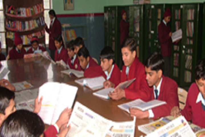 Florence Dale Public School-Library