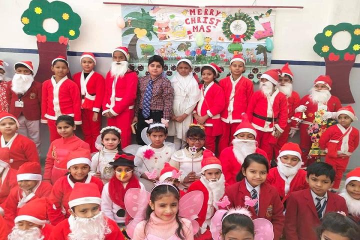 Florence Nightingale Public School-Christamas Celebrations