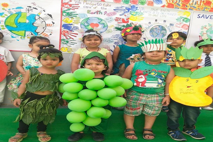 Florence Nightingale Public School-Earth Day