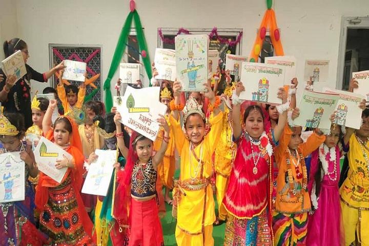 Florence Nightingale Public School-Festival Celebrations
