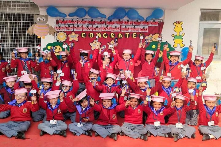 Florence Nightingale Public School-Graduation Caremony of UKG