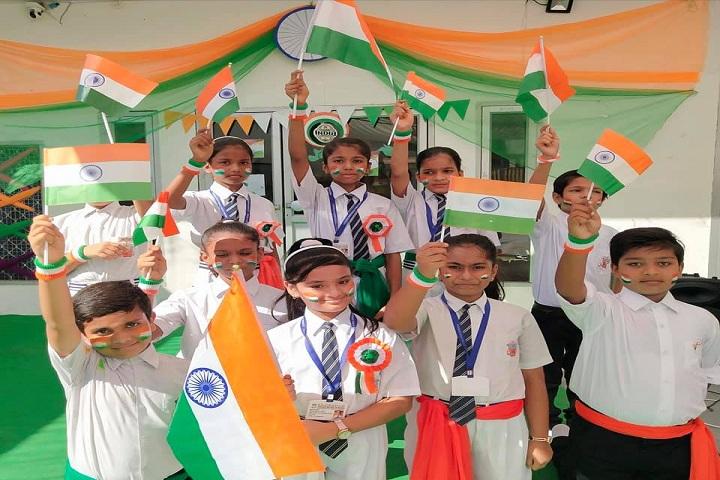 Florence Nightingale Public School-Independance Day Celebrations
