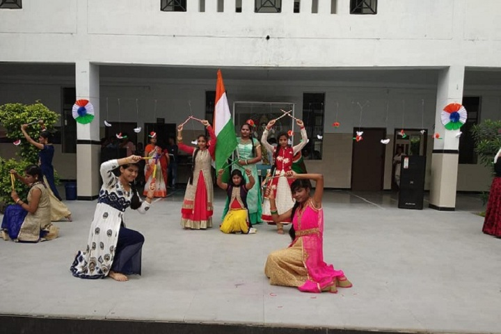 Florets International School-Independence Day Celebrations