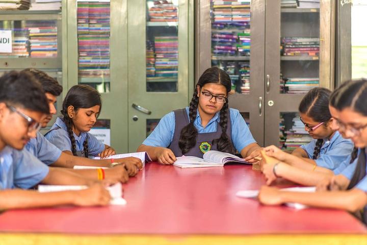 Florets International School-Library