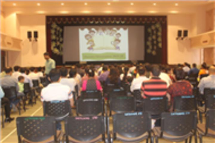 Fr Agnel School-Parent Orientation of LKG