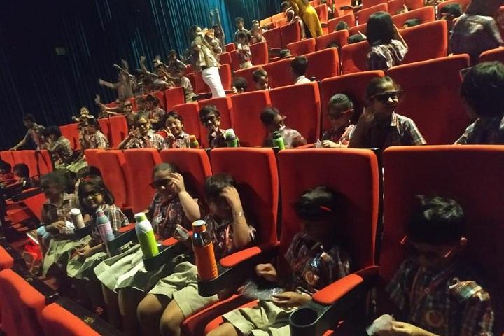 Ftune Wld School-Auditorium