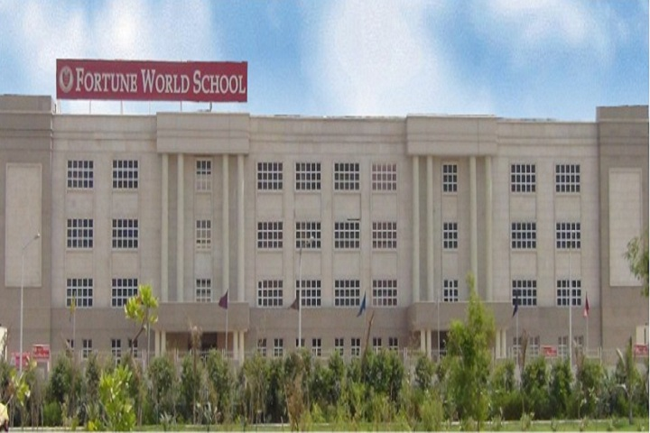 Ftune Wld School-Campus View