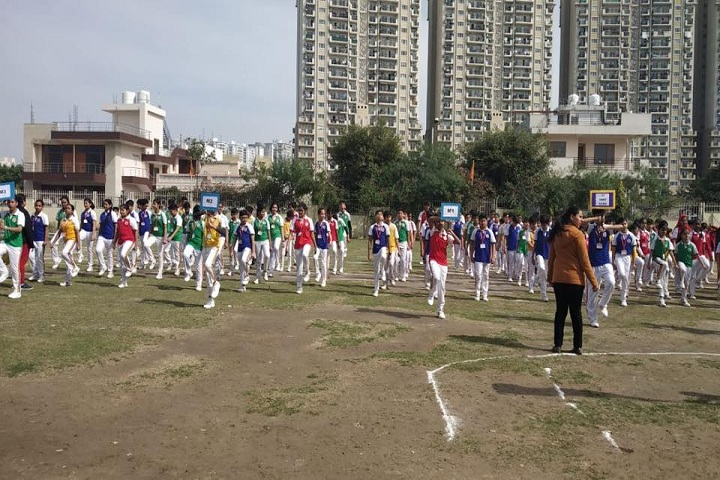 Ftune Wld School-Sports Day