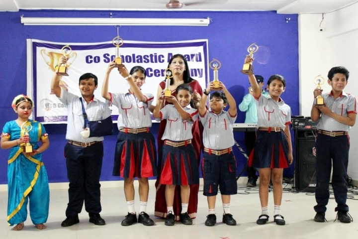 G D Goenka Public School-Co-Scholastic Award