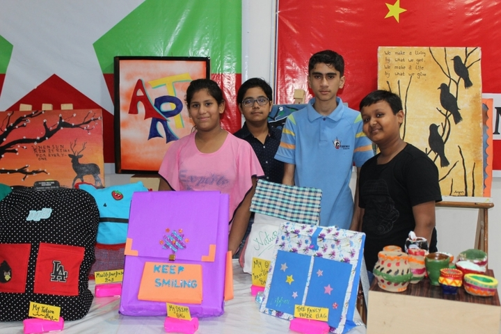 G D Goenka Public School-Summer Camp