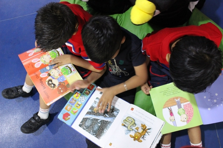 G D Goenka Public School-World Book Day