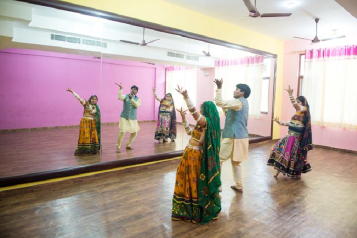 G D Goenka Public School-Dance Room