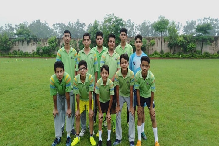 G D Goenka Public School-Sports Team