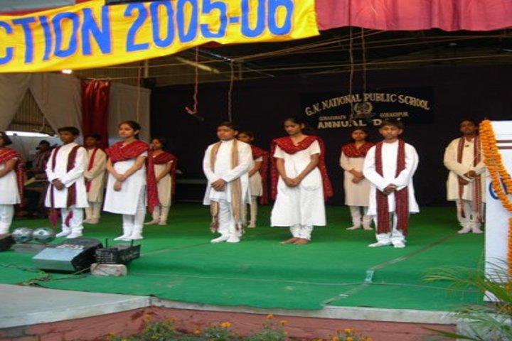 G N National Public School-Annual day