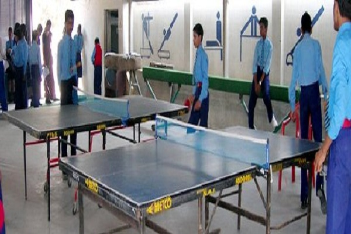 G N National Public School-Indoor Games