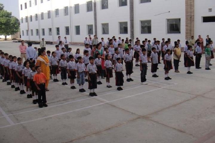 G D Goenka Public School-Assembly