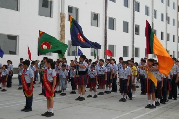 G D Goenka Public School-Sports Day