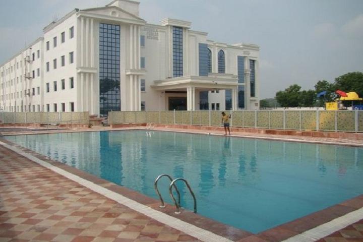 G D Goenka Public School-Swimming Pool