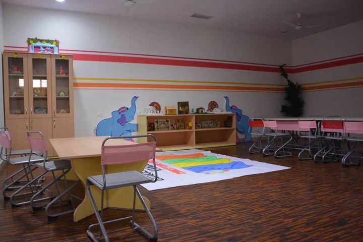 G D Goenka Public School-Activity-Room