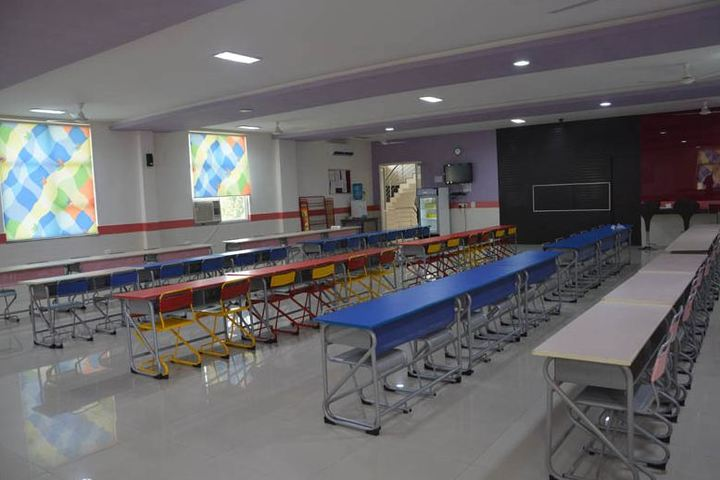 G D Goenka Public School-Cafeteria