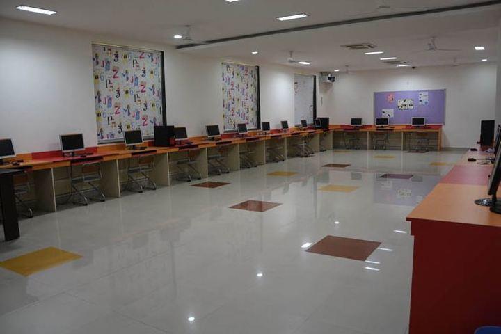 G D Goenka Public School-Computer-Lab