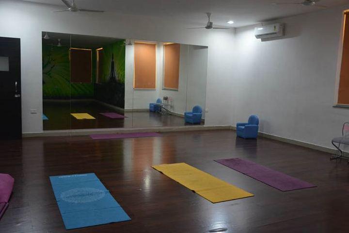 G D Goenka Public School-Dance-Room
