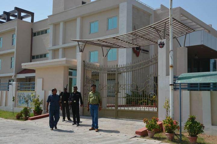 G D Goenka Public School-Gate-View