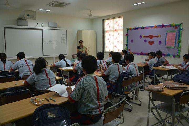 G D Goenka Public School-Smartclass