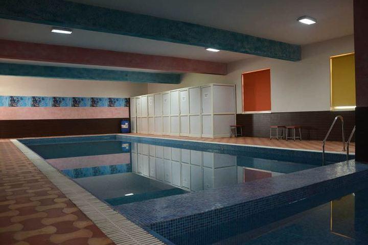 G D Goenka Public School-Swimming-Pool