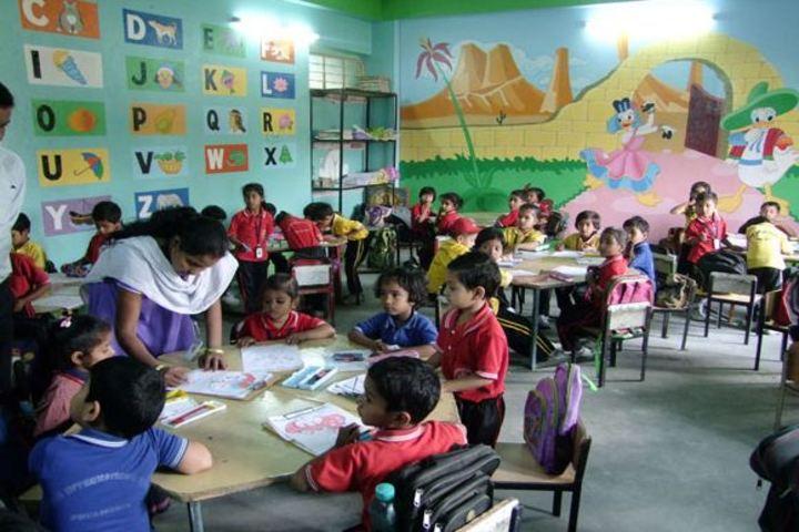 Shivam International School-Activity Room