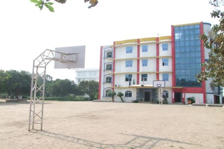 Shivam International School-Basket Ball Court